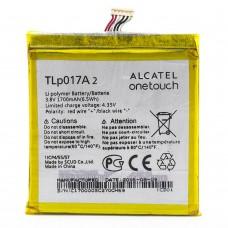 Аккумуляторная Батарея АКБ AAA 6012X/TLp017A2 1700 mAh Li-Ion для Alcatel OneTouch Idol Mini