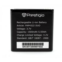 Аккумуляторная Батарея АКБ ААА PAP4322 1500 mAh Li-Ion для Prestigio MULTIPHONE 4322 DUO