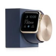 Докстанция Native Union Dock Midnight Blue/Gold для Apple Watch