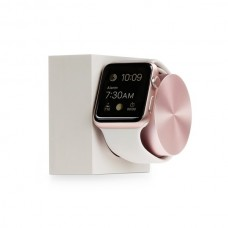 Докстанция Native Union Dock Midnight Stone/Rose Gold для Apple Watch