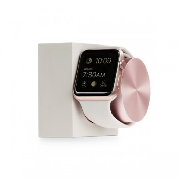 Докстанция Native Union Dock Stand Midnight Stone Rose Gold для Apple Watch