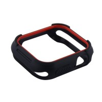 Чехол-бампер Coteetci Soft Case 40 мм Red для Apple Watch