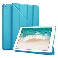 "Чехол Y-Type PU Leather Silicone Case Blue для iPad 9.7"" (2017/2018)"