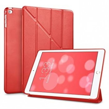 Чехол Y-Type PU Leather Silicone Case Red для iPad Air 2
