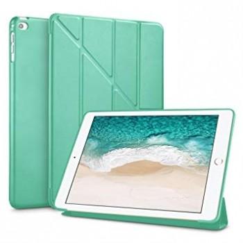 Чехол Y-Type PU Leather Silicone Case Turquoise для iPad Air 2