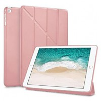 Чехол Y-Type PU Leather Silicone Case Rose Gold для iPad Air 2