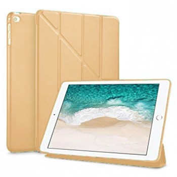 Чехол Y-Type PU Leather Silicone Case Gold для iPad Air 2