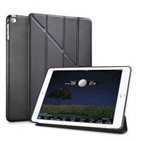 Чехол Y-Type PU Leather Silicone Case Black для iPad Air 2