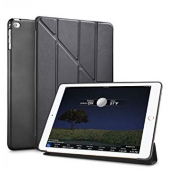 Чехол Y-Type PU Leather Silicone Case Black для iPad Air