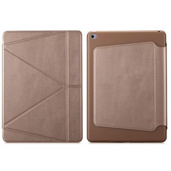 "Чехол IMAX Leather Case Gold для IPad Pro 11"" (2018)"