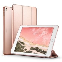 "Чехол Y-Type PU Leather Silicone Case Rose Gold для iPad 9.7"" (2017/2018)"