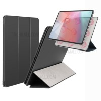 "Чехол Baseus Simplism Y-type Magnetic Attraction Tri-fold Stand Leather Case Black для IPad Pro 12.9"" (2018)"