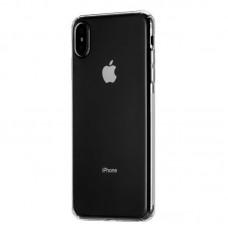 Чехол силиконовый WK Leclear Case Black для iPhone XR