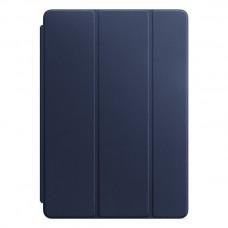"Чехол Mutural Smart Folio Magnetic Leather Case Dark Blue для iPad Pro 11"" (2018)"
