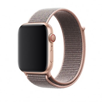 Ремешок Sport Loop Band 38/40mm Pink Sand для Apple Watch