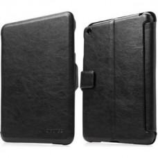 Чехол-книжка кожаная Capdase Capparel Protective Forme Black/Black для iPad mini 3/iPad mini 2/iPad mini