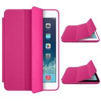 Чехол Apple Leather Smart Case Pink для iPad Mini/Mini 2/Mini 3