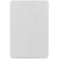 Чехол Tunewear Carbon Look White для iPad Mini/ Mini 2/ Mini 3