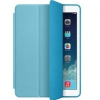 Чехол Apple Leather Smart Case Blue для iPad Mini/ Mini 2/ Mini 3