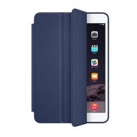 Чехол Apple Leather Smart Case Dark blue для iPad Mini/ Mini 2/ Mini 3