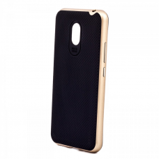 Чехол iPaky TPU+PC Meizu M2 Note Gold