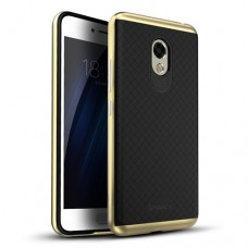 Чехол iPaky TPU+PC Meizu M3s Gold