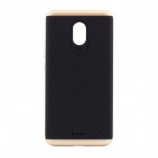 Чехол iPaky TPU+PC Meizu M3 Note Gold