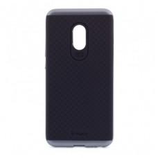 Чехол пластиковый iPaky TPU PC Gray для Meizu PRO 6
