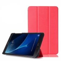 "Чехол Smart Cover Leafon Red для Samsung Tab Pro 8.4"""