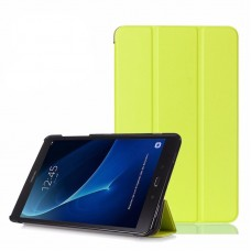 Чехол Apple Smart Cover Leafon Yellow для Samsung Galaxy Tab 3 Lite T110/T111