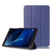 "Чехол Smart Cover Leafon Dark Blue для Samsung Tab Pro 8.4"""