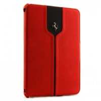 Чехол кожаный CG Ferrari Leather Folio Montecarlo Red для iPad Mini/Mini 2/Mini 3