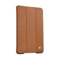 Чехол кожаный Mobler Classic Brown для iPad Mini/Mini 2/Mini 3