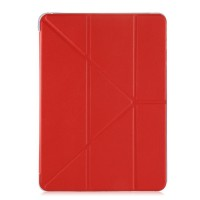 """Чехол-книжка кожаный Baseus Jane Red для iPad Pro 12,9"""" 2017"""
