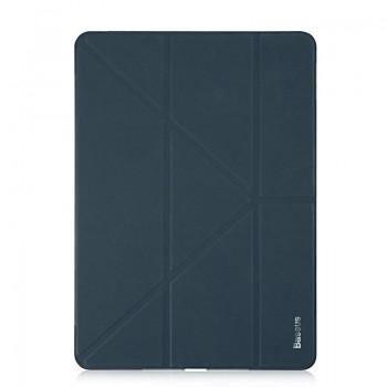 """Чехол кожаный Baseus Simplism Синий для iPad Pro 12.9""""2017"""