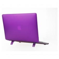 "Чехол пластиковый iPearl Ice-Satin Case Purple для MacBook Pro 13"" 2016"