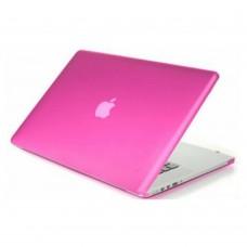 "Чехол пластиковый iPearl Ice-Satin Case Pink для MacBook Pro 15"" 2016"