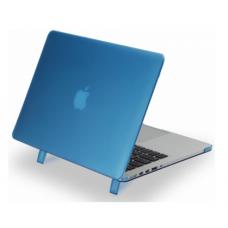 "Чехол пластиковый iPearl Ice-Satin Case Blue для MacBook Pro 13"" 2016"