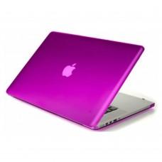 "Чехол пластиковый iPearl Crystal Case Purple для MacBook Pro13"""