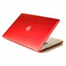 "Чехол пластиковый iPearl Crystal Case Red для MacBook Pro13"""