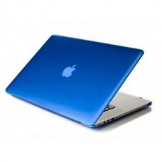 "Чехол пластиковый iPearl Crystal Case Blue для MacBook 12"""