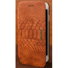 Чехол-книжка кожаная Santa Barbara Polo&Racquet Club Knight Brown для iPhone 7 Plus/8 Plus