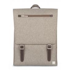 Рюкзак Moshi Helios Lite Designer Laptop Backpack Sandstone Beige для Macbook/iPad/Ноутбука/Планшета