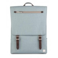 Рюкзак Moshi Helios Lite Designer Laptop Backpack Sky Blue для Macbook/iPad/Ноутбука/Планшета