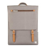 Рюкзак Moshi Helios Lite Designer Laptop Backpack Titanium Grey для Macbook/iPad/Ноутбука/Планшета