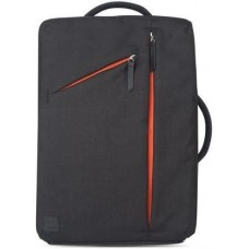 Рюкзак Moshi Venturo Slim Laptop Backpack Charcoal Black для Macbook/iPad/Ноутбука/Планшета