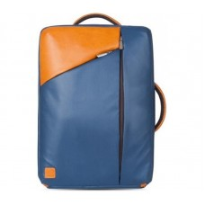 Рюкзак Moshi Venturo Slim Laptop Backpack Navy Blue для Macbook/iPad/Ноутбука/Планшета