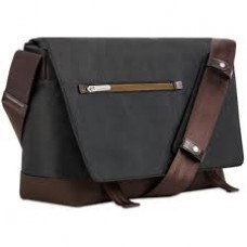 Сумка Moshi Aerio Messenger Bag Charcoal Black для MacBook/ноутбука/планшета