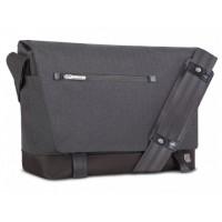 Сумка Moshi Aerio Messenger Bag Herringbone Gray для MacBook/ноутбука/планшета