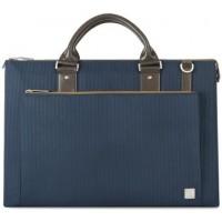 Сумка Moshi Urbana Mini Slim Laptop Briefcase Bahama Blue для MacBook/ноутбука/планшета